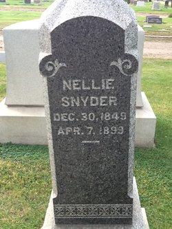 Nellie Snyder