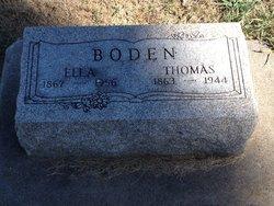 Ella Jane <i>Van Horn</i> Boden