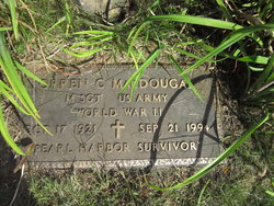 Howard C MacDougal