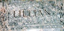 Lillian <i>Oberg</i> Bourgeois