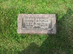 Minnie Hope <i>Purdue</i> Blythe