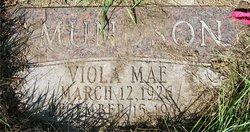 Viola Mae Amundson