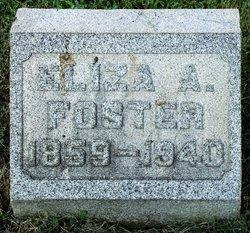 Eliza Anna <i>Winder</i> Foster