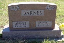 Benjamin S. Barnes
