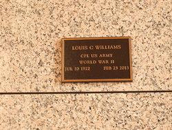Louis C. Lc Williams