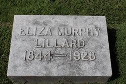 Eliza Jane <i>Murphy</i> Lillard