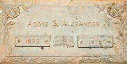 Addie <i>Stewart</i> Alexander