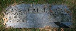 Burt Carl Capel, Jr