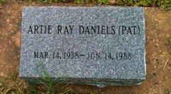 Artie Ray Pat <i>Pendleton</i> Daniels