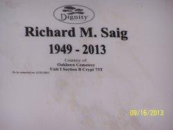 Richard Mose Saig