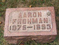 Aaron Frohman