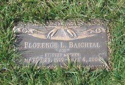 Florence L Joy Baichtal