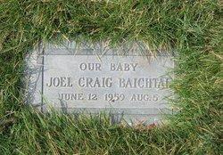 Joel Craig Baichtal
