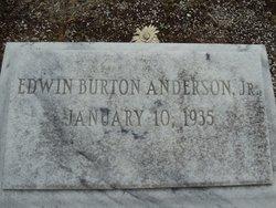 Edwin Burton Anderson, Jr