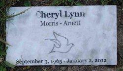 Cheryl Lynn <i>Morris</i> Arnett