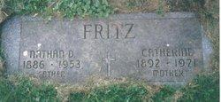 Nathan D Fritz, Jr