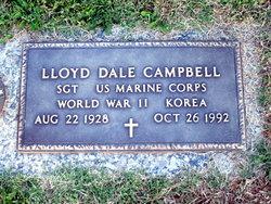 Lloyd Dale Dale Campbell