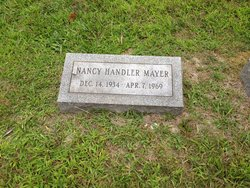 Nancy <i>Handler</i> Mayer