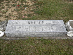 Fred D Breece