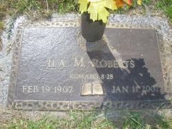 Ila Mae <i>Cary</i> Roberts
