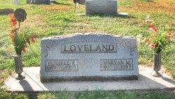 Marvan Mae <i>Lind</i> Allen Loveland