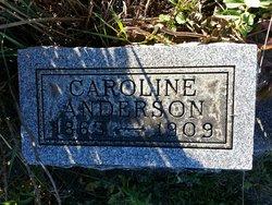 Caroline Anderson