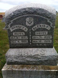 Alexis P <i>Stewart</i> Hayes
