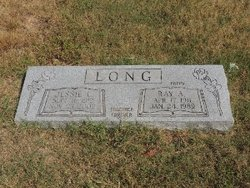 Jessie Leona <i>Dillinger</i> Long