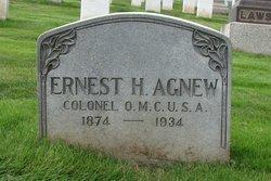 Ernest H Agnew