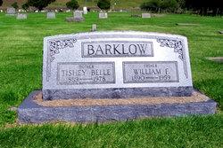 William Franklin Bill Barklow