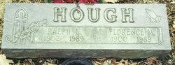 Ralph M Hough