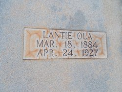 Lantie Ola <i>Achimon</i> Coan