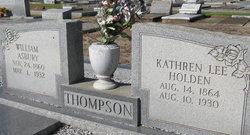 Kathren Lee <i>H</i> Thompson
