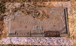 Roxie Flora Bell <i>Busby</i> Arnold