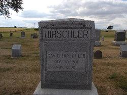 David Hirschler