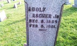 Adolf Ascher, Jr