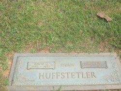 Lillie Eugeina Lil <i>Rhodes</i> Huffstetler