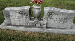 Mary C <i>Winchester</i> Derryberry