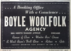 Boyle Woolfolk