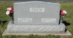 Dorothy <i>Thompson</i> Shaw