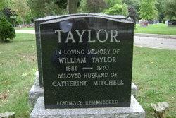 Catherine <i>Mitchell</i> Taylor