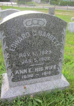 Ann Eliza <i>Caloway</i> Barrett