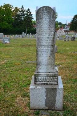 Elizabeth A <i>Middlekauff</i> Lehman