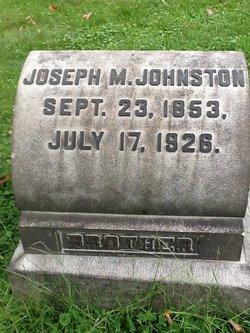 Joseph M Johnston