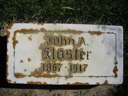 John A. Kloster