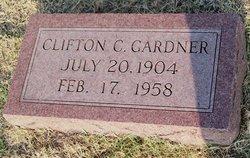 Clifton Clinton 1904 Gardner