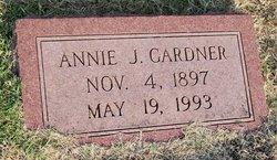 Annie J. Gardner