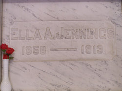 Ella A. <i>House</i> Jennings