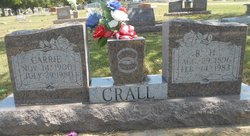 Carrie Ann <i>McGuire</i> Crall