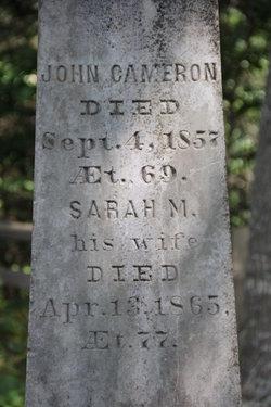 John Cameron